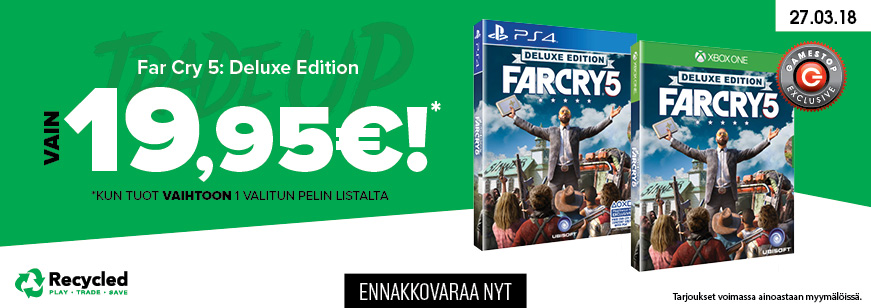 Far Cry 5 Trade Offer