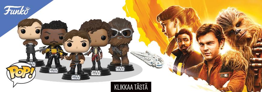 Han Solo Pop Vinyl, Han Solo Pop Vinyl, Han Solo movie, han solo toys, han solo figures