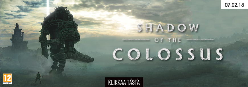 Pre-Order Shadow of the Colossus
