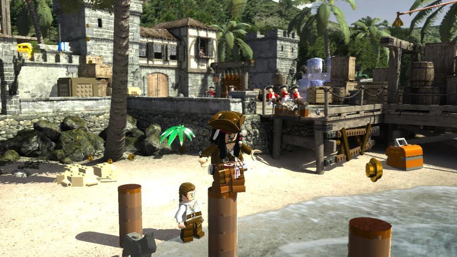 Lego Pirates Of Caribbean Wii Gamestop Suomi