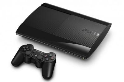 PS3 Super Slim 500GB Console