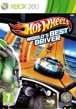 Hotwheels World's Best Driver