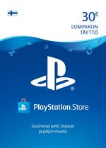 30€ PlayStation®Network-Koodi