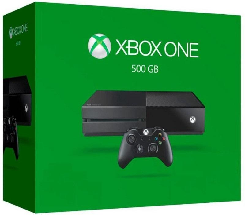 Xbox One 500GB Konsoli