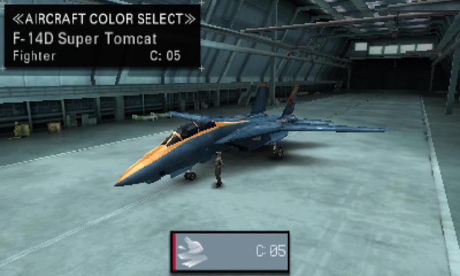 Ace Combat: Assault Legacy +