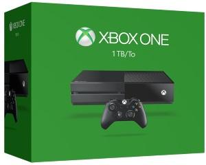 Xbox One 1TB Konsoli