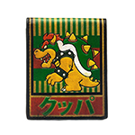 Nintendo Wallet: Bowset Kanji