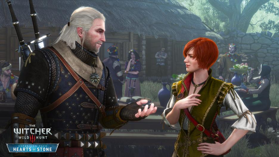 The Witcher 3 Wild Hunt: Hearts Of Stone [Expansion Pack]