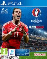 Pro Evolution Soccer UEFA 2016 Edition