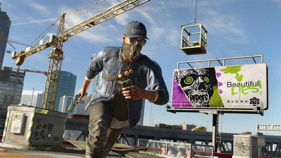 Watch Dogs 2 Deluxe Edition [GameStop Exclusive]
