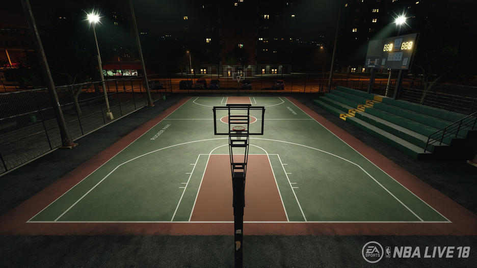 Nba Live 18 Gamestop