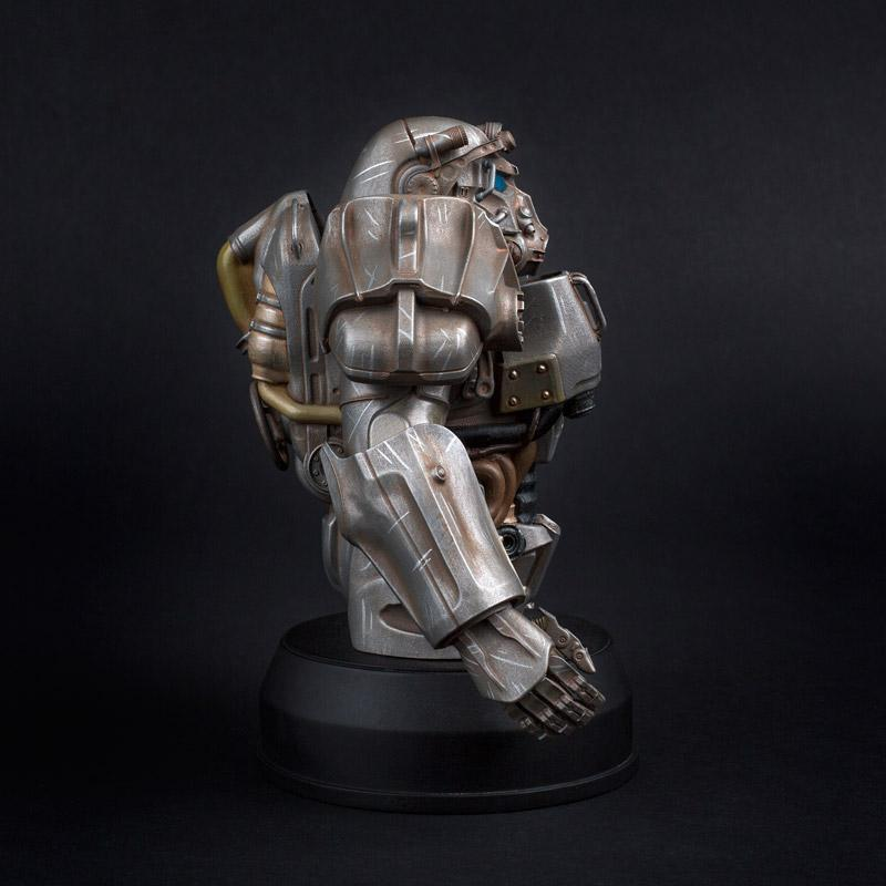 Fallout 4 T-60 Power Armor Bust [GameStop Exclusive]