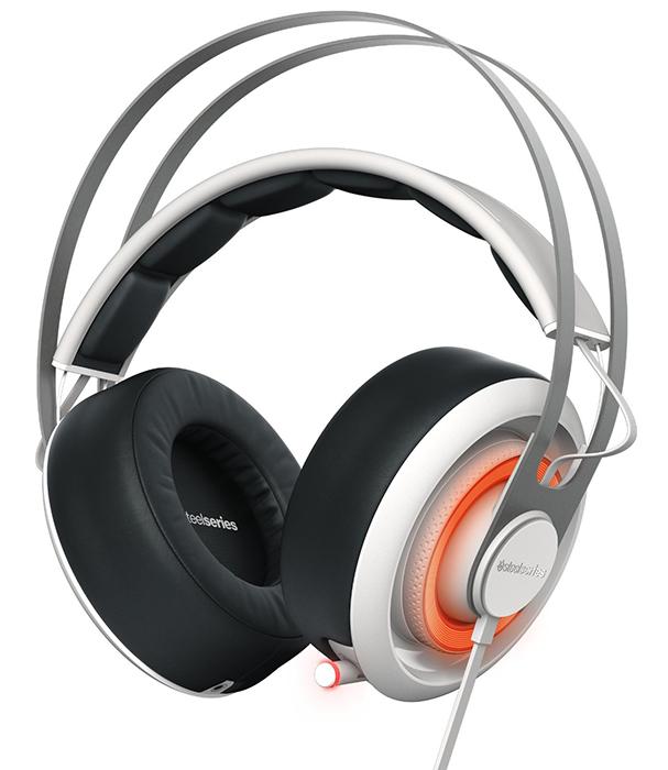 SteelSeries Siberia 650 Gaming Headset [White]