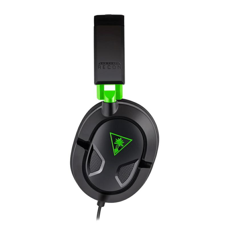 Turtle Beach® Black Recon 50X Gaming Headset Xbox One:lle