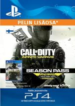 Call of Duty: Infinite Warfare Season Pass for PS4