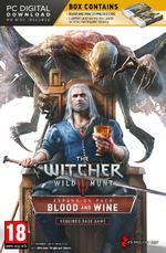 Witcher 3 Wild Hunt: Blood & Wine