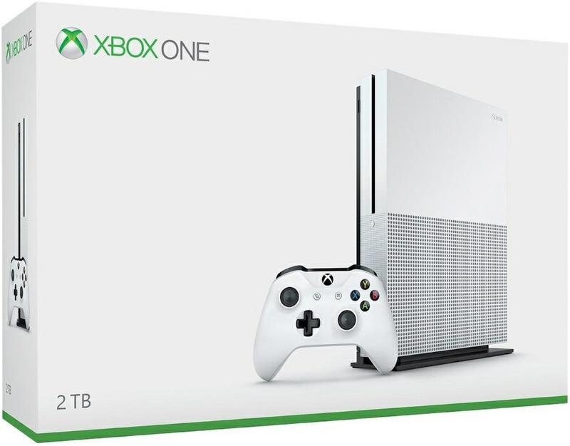 Xbox One S 2TB Konsoli