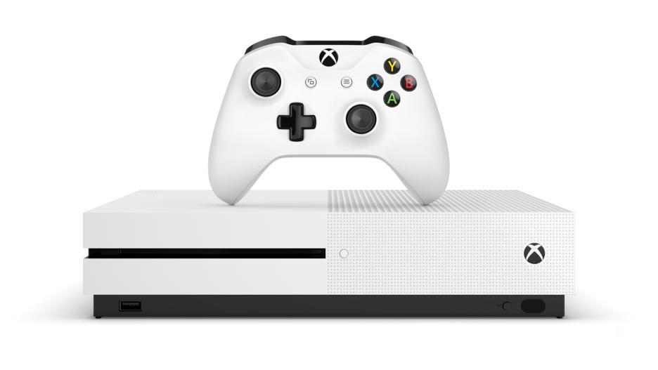 Xbox One S 1TB Konsoli