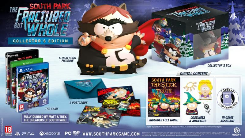 South Park: The Fractured, But Whole [Collector's Edition]