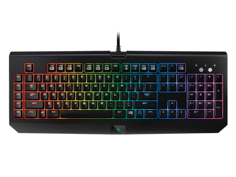 Razer: Blackwidow Chroma Keyboard