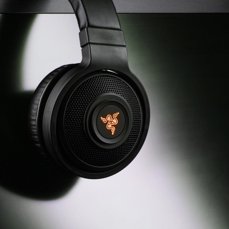 Razer: Kraken 7.1 Chroma - Surround Sound Gaming Headset