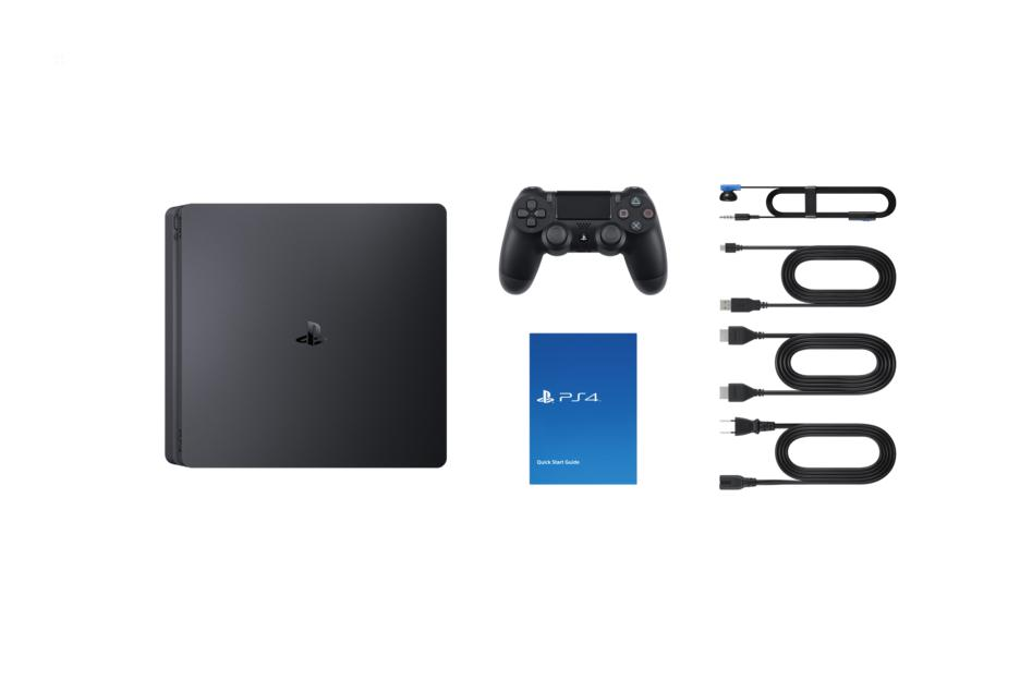 PlayStation®4 Slim 1TB Konsoli
