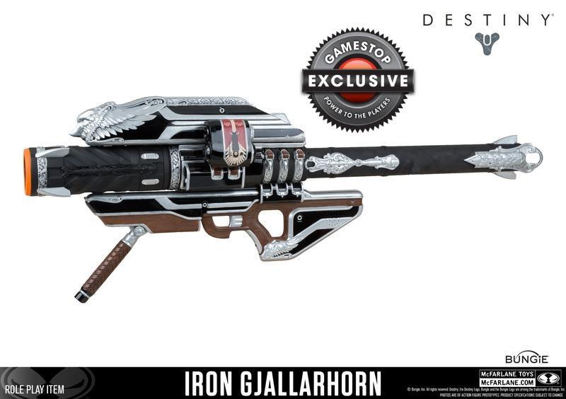 Destiny Iron Gjallarhorn Replica [GameStop Exclusive]
