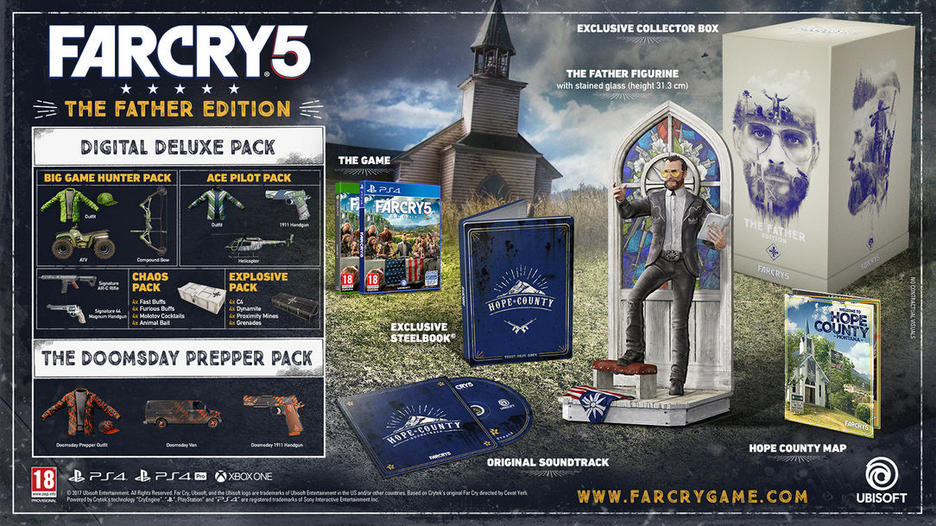 Far Cry 5 [The Father Edition]