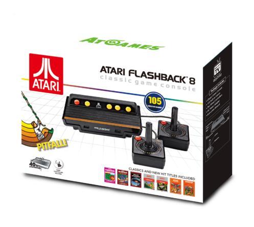 Atari Flashback® 8 Classic Game Konsoli