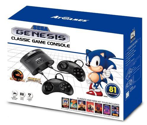 SEGA Genesis Retro Games Konsoli