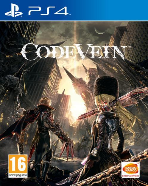 Code Vein Steelbook Edition