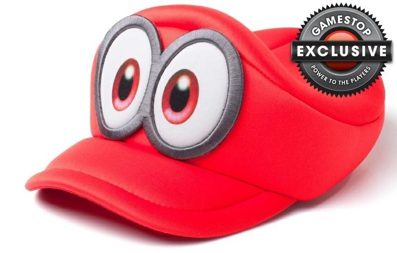 Super Mario Odyssey Hat Gamestop