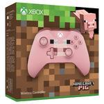 Xbox One: Minecraft Pig Wireless Controller