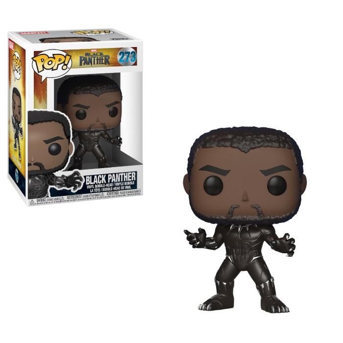 Pop! Marvel: Black Panther - Black Panther