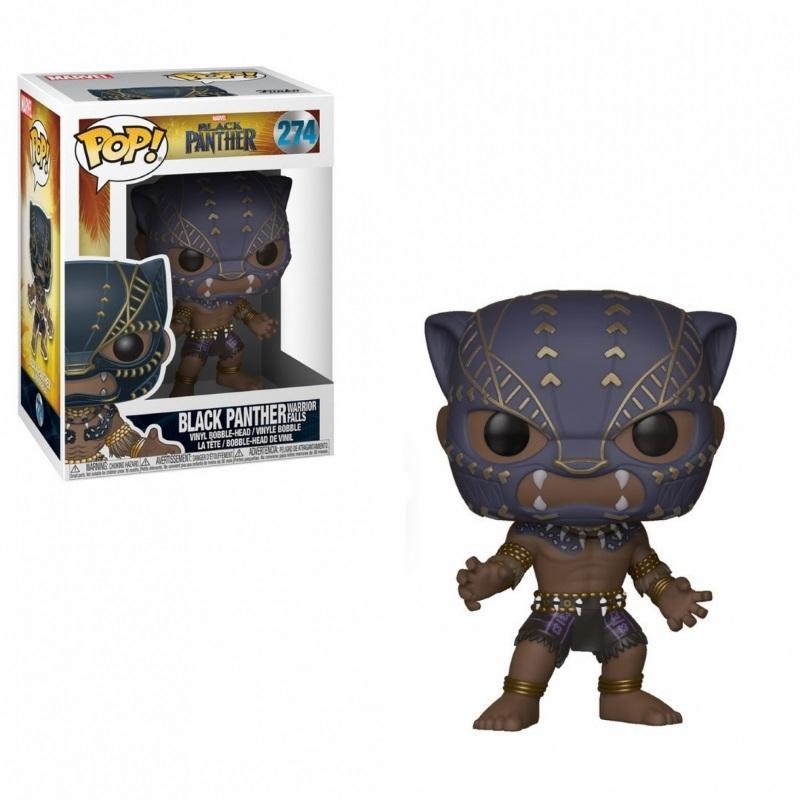 Pop! Marvel: Black Panther - Warrior Falls