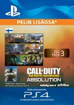 Call of Duty: Infinite Warfare DLC 3: Absolution PS4:lle