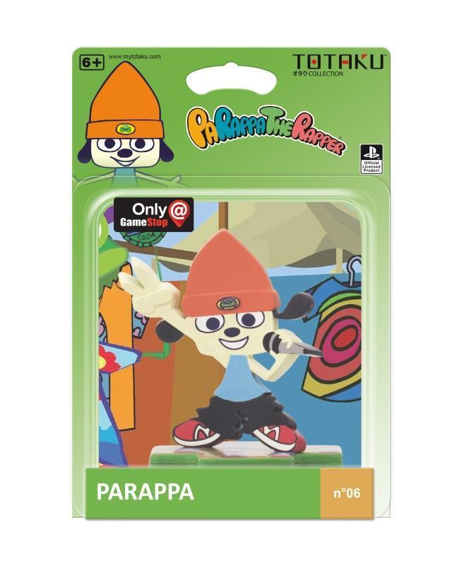 TOTAKU™ Collection: Parappa the Rapper - Parappa [Vain GameStopista]