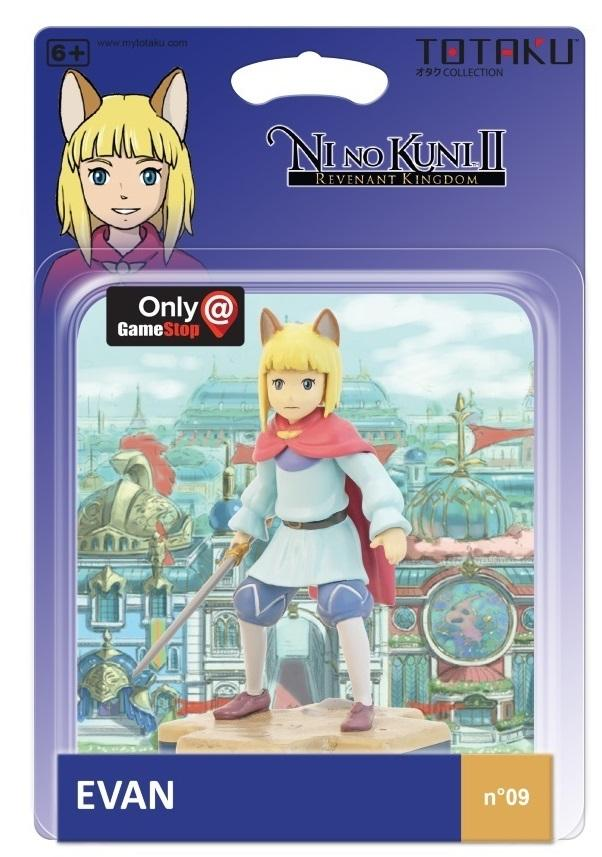 TOTAKU™ Collection: Ni No Kuni - Evan [Vain GameStopista]