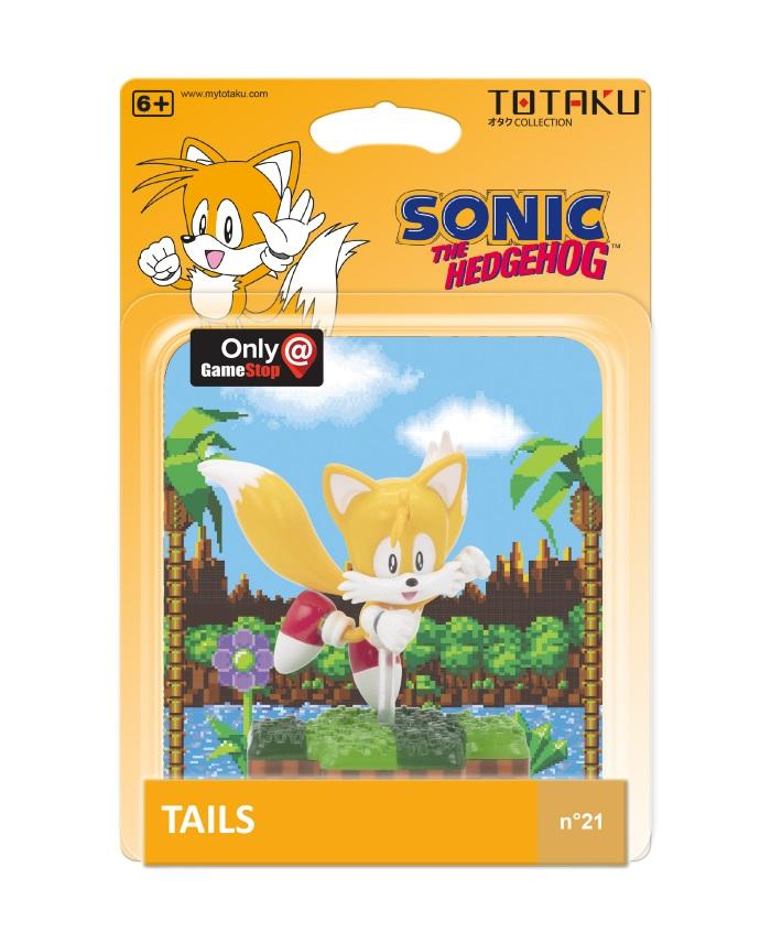 TOTAKU™ Collection: Sonic The Hedgehog - Tails [Vain GameStopista]