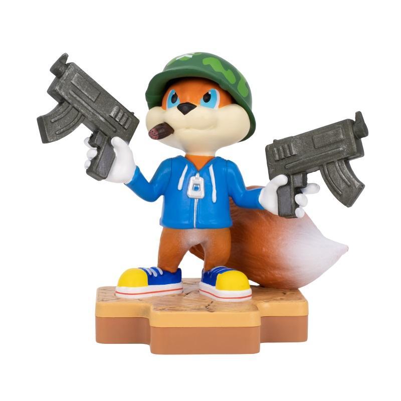 TOTAKU™ Collection: Conkers Bad Fur Day - Conker [Vain GameStopista]