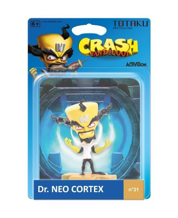 TOTAKU™ Collection: Crash Bandicoot - Dr. Neo Cortex [Vain GameStopista]
