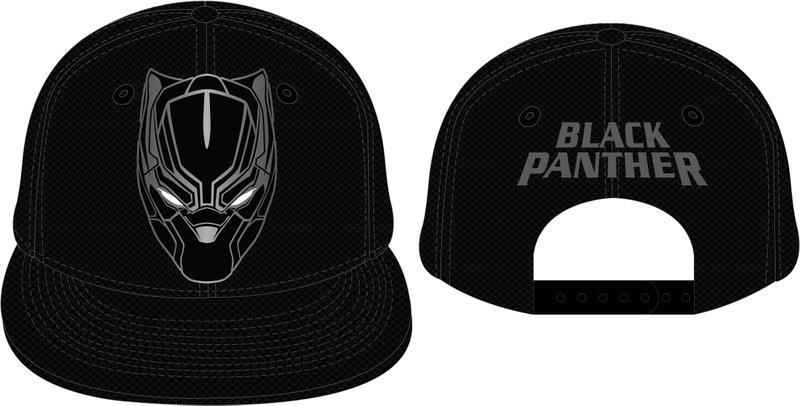 Marvel  Black Panther Mask Snapback GameStop f972707276b