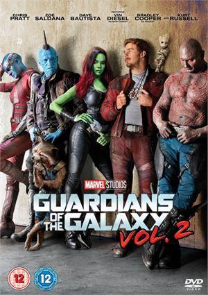 Guardians of the Galaxy Vol. 2 [DVD]