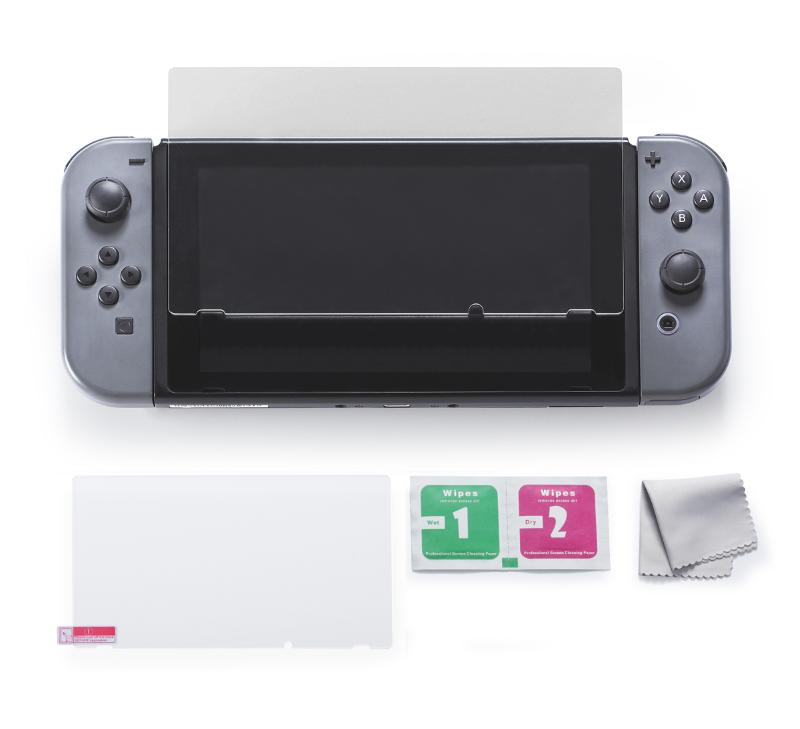 At Play: Nintendo Switch Premium Screen Protector Kit