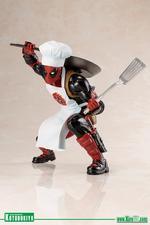 Marvel: Cooking Deadpool ARTFX+ Statue