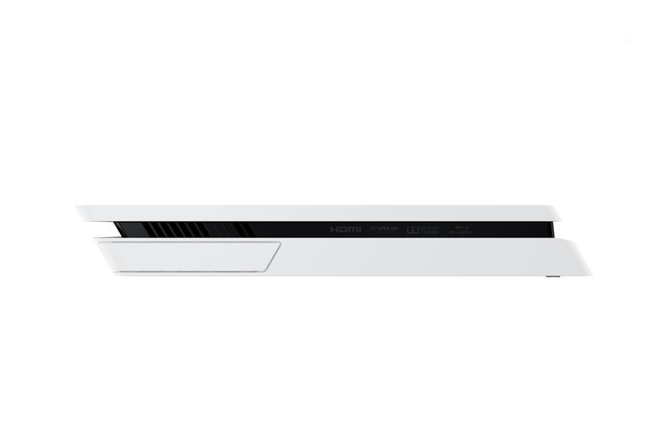 PlayStation®4 500GB White Konsoli