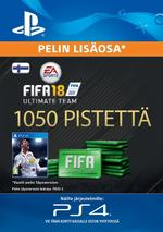 FIFA 18 Ultimate Team - 1050 Points PS4:lle
