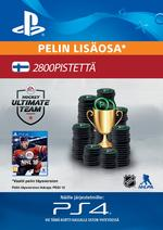 NHL 18: Ultimate Team 2800 Points PS4:lle