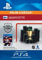 NHL 18: Ultimate Team 5850 Points PS4:lle