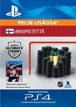 NHL 18: Ultimate Team 8900 Points PS4:lle